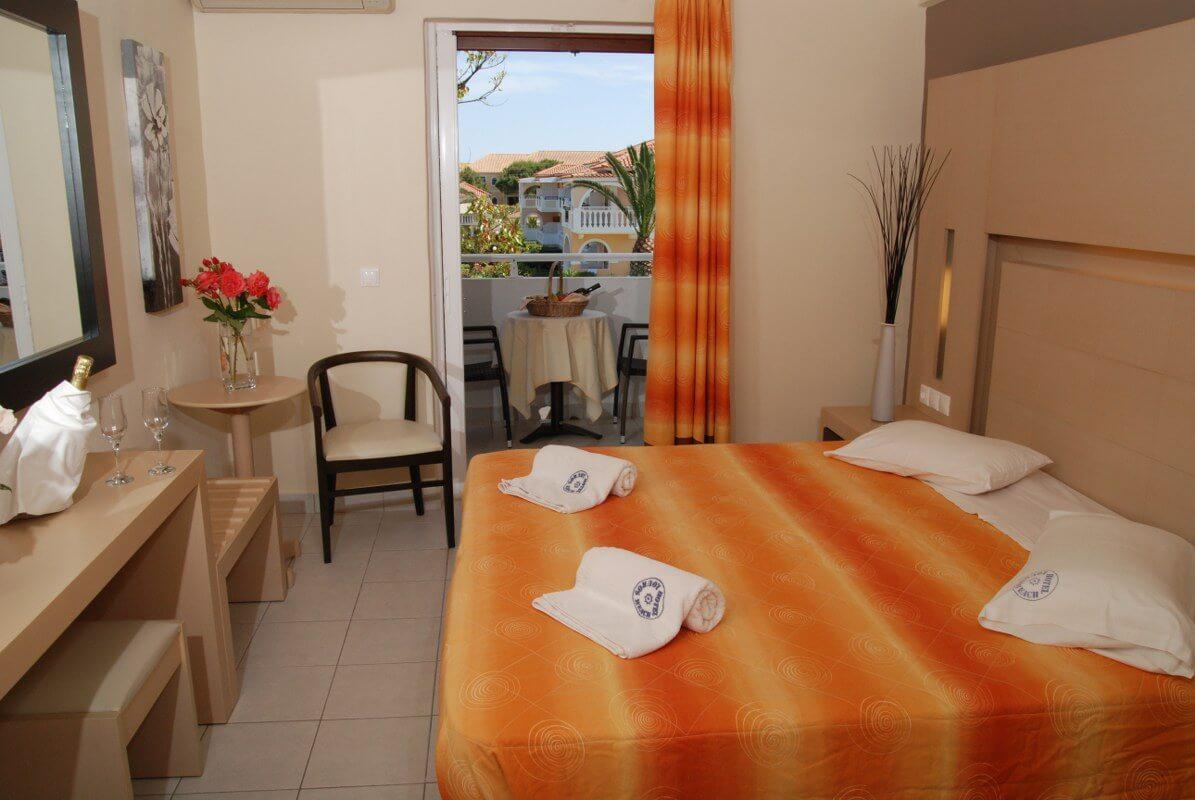 Louros Beach Hotel Amp Spa In Kalamaki Zante Zakynthos